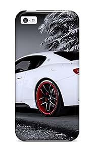 Cute Tpu Nicolartin Maserati Granturismo 10 Case Cover For Iphone 5c