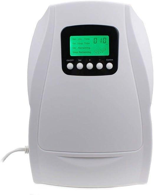 Generador de ozono portátil, eliminador de alergias a olores ...