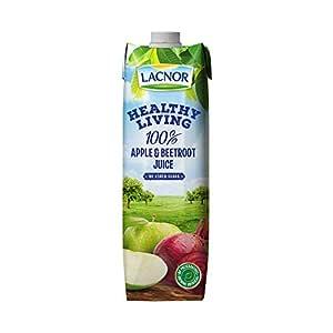 Lacnor Health Living Apple & Beetroot Juice - 1 Liter