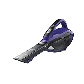 Amazon.com: Black + Decker Cordless Lithium Pet Hand Vacuum ...