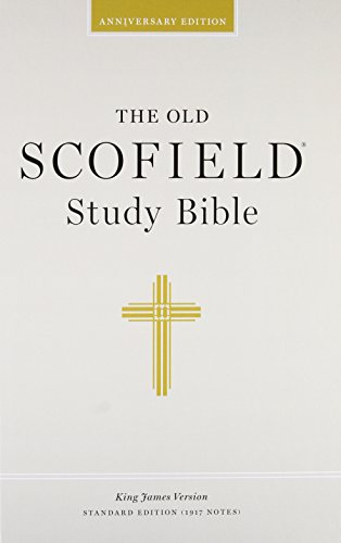 The Old Scofield Study Bible: King James Version, Standard - Mall Fort Wayne