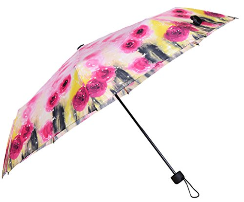 Generic Large Foldable Golf Umbrella Size 60inch Color Pink by Generic