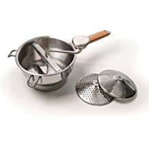 RSVP Endurance Food Mill with Stainless Steel Interchangeable Disks