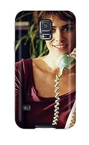 New Arrival Amanda Peetfor Desktop GgdPsxL6012WFuIw Case Cover/ S5 Galaxy Case