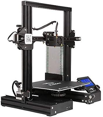 Bright Love 2018 Ender-3 3D DIY Kit De Impresora De Ranura En V ...