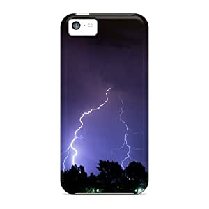 New Premium OQlWMGs7529FYJlL Case Cover For Iphone 5c/ Lightning Bolt Protective Case Cover