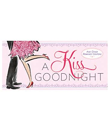 Amazon com: A Kiss Goodnight Coupons Book: Health & Personal