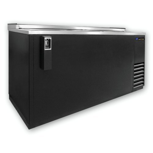 Master-Bilt MBBC65 Fusion Bottle Cooler, Black