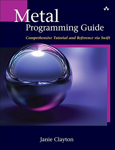 Metal Programming Guide: Tutorial and Reference via Swift by Addison-Wesley Professional