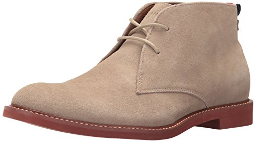 Tommy Hilfiger Men's Gervis Shoe, Tan, 9 Medium US