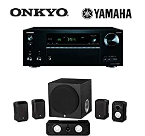 Onkyo tx nr757 7 2 channel network a v for Onkyo or yamaha receiver