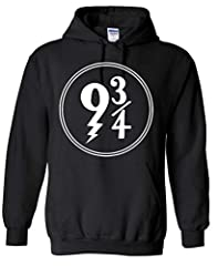Show your love for the boy who lived with this graphic hoodie. You are sure to enjoy its unique design and unmistakable reference to your favorite book or movie series. No matter which Hogwarts house you belong to, this sweatshirt is perfect ...