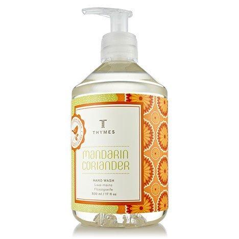 Thymes Mandarin Кориандр мытья рук - 17 Oz