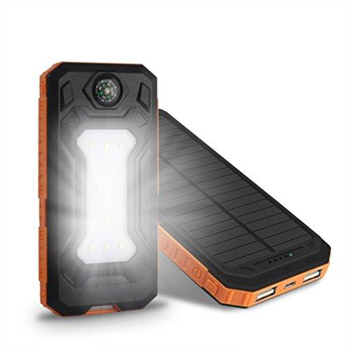 Solar Phone Charging Station - 9