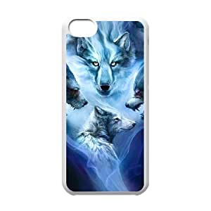 Cell phone 3D Bumper Plastic Case Of Angel For iPhone 5C