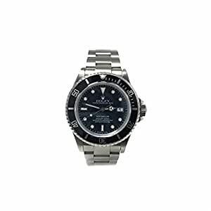 Rolex Sea Dweller swiss-automatic mens Watch 16600 (Certified Pre-owned)