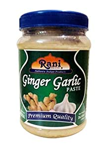 Rani's Ginger-Garlic Paste 26.5oz (750g)