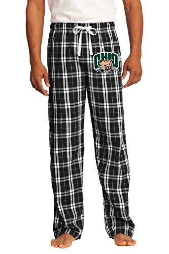 Broad Bay Ohio University Lounge Pants Pajama Bottoms Official Ohio Bobcats