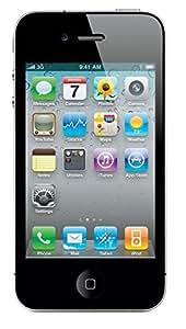 Apple iPhone 4S 32GB Unlocked GSM Smartphone w/ 8MP Camera w/ Siri & iCloud - Black