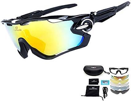 Gafas de sol deportivas polarizadas Protección UV400 Gafas de ...