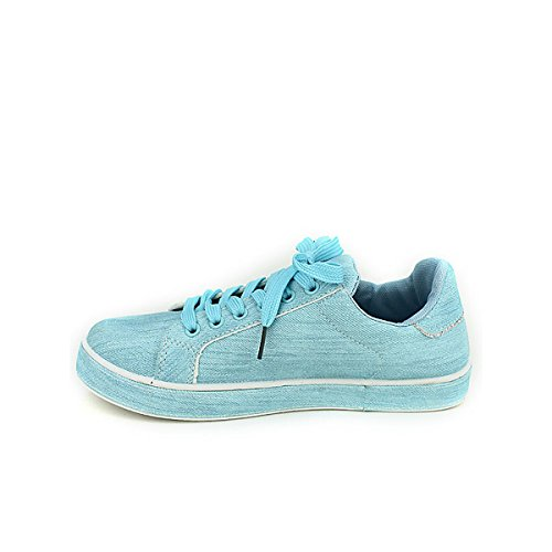 Toile and Chaussures Tony CO Blue Cendriyon Femme Basket nxq1wCnE