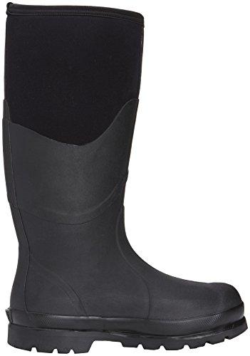 black Black Gomma K Boots Muck di 2 Stivali Uomo Nero Chore da txvYwOYP