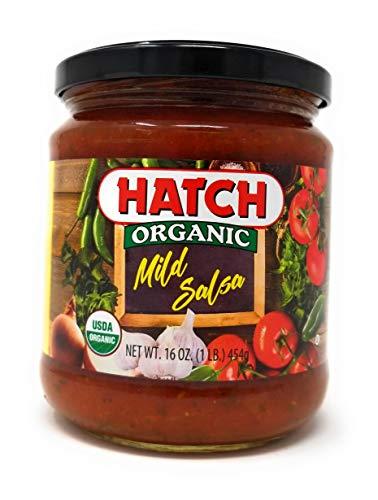 Hatch Organic Mild Salsa 16oz