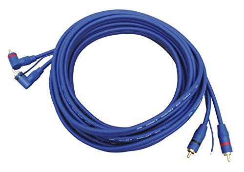 Cable RCA DE KIPUS RCA 510 DE 5m con Doble Pantalla Y Remote
