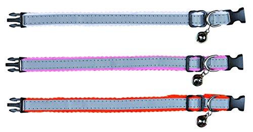 Trixie Katzenhalsband Reflektierend 4145 - 1 Stück