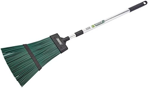 Draper Tools TGB - Escoba para jardín (Aluminio): Amazon.es: Jardín