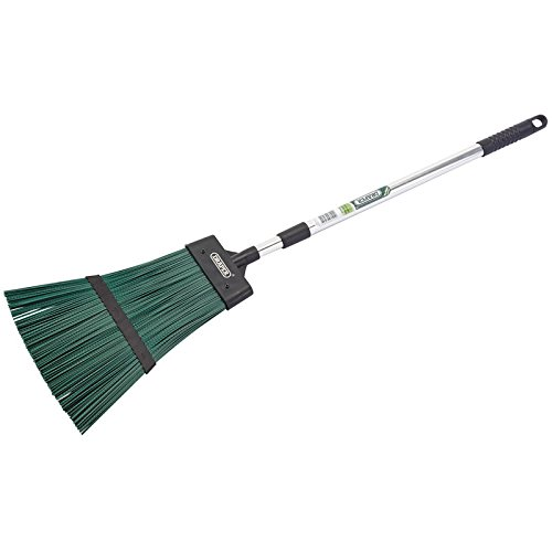 Draper 28160 Telescopic Aluminium Broom Draper Tools TGB
