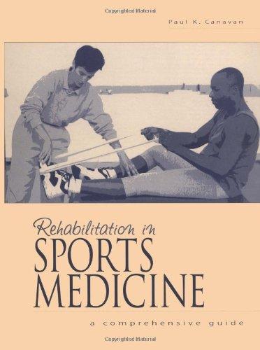 Rehabilitation in Sports Medicine