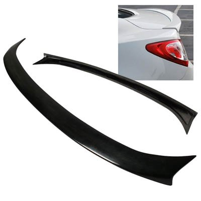 10-16 Hyundai Genesis 2DR Coupe Duck Trunk Lip Spoiler ()