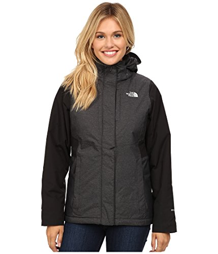 The North Face Women's Inlux Insulated Jacket, TNF Black, SM
