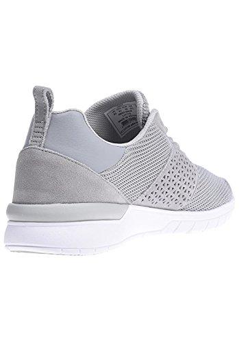 get authentic online outlet store Locations Supra Scissor Skate Shoe Lt Grey-white 7qutEO