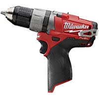 Milwaukee 2403-20 M12 Fuel 1/2 Driver Drill Tool Only Basic Info