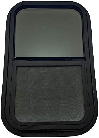 Vintage Technologies Premium RV Window Complete Installation kit Included 1-1//2 Wall Thickness Multiple Wall thicknesses Available | 14 W X 22 H Vertical Slide