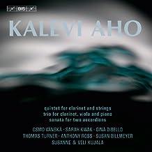 Kalevi Aho: Chamber Works