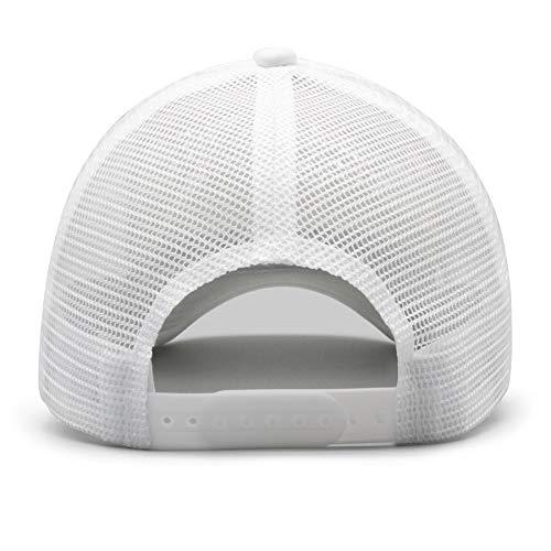 UHVAAAI Unisex Strapback Hat Adjustable Pattern Athletic Caps