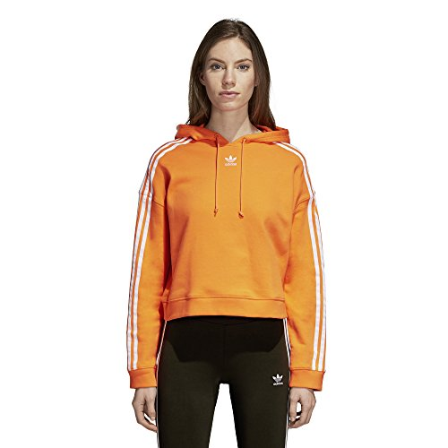 [해외]adidas Originals Women 's Cropped Hoodie/adidas Originals Women`s Cropped Hoodie