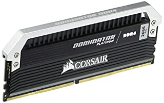 Corsair Dominator Platinum 16GB (2x8GB) DDR4 2666MHz C15 Desktop Memory (B0134ETCY8) | Amazon price tracker / tracking, Amazon price history charts, Amazon price watches, Amazon price drop alerts