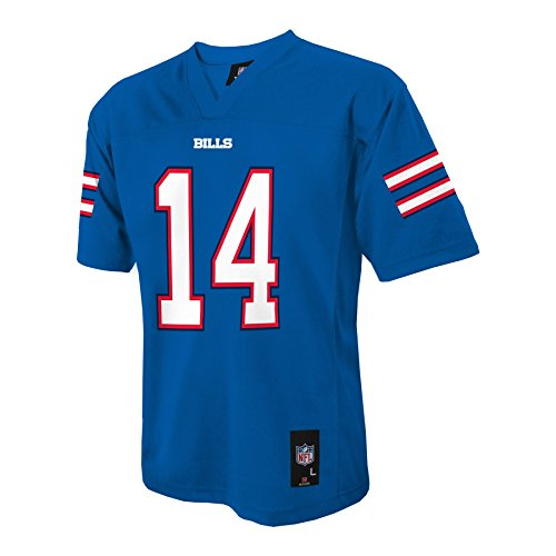NFL Buffalo Bills Sammy Watkins Youth Boys 8-20 Mid-Tier Jersey, Royal, Small (8)