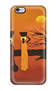 HPhPJIx9806McusU African Art Fashion Tpu 5/5s case Cover For Iphone