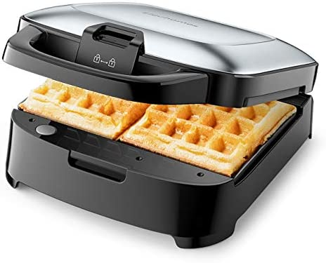 Elechomes Belgian Waffle Maker with Remo