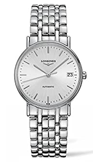 Longines Presence Automatic Stainless Steel Ladies Watch L48214726