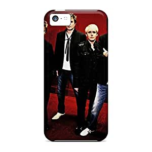 DustinHVance Design High Quality Duran Duran Cover Case With Excellent Style For Iphone 5c