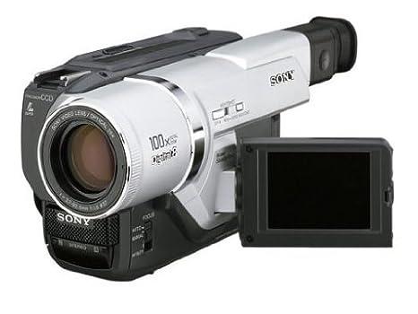 Sony dcr trv120 videocamera 08 megapixel amazon elettronica sony dcr trv120 videocamera 08 megapixel fandeluxe Images