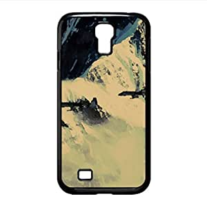 War Airplane 4 Watercolor style Cover Samsung Galaxy S4 I9500 Case
