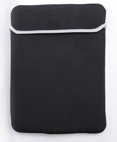 Reversible Macbook Air - Black Laptop Case Cover Protective Carry Pouch Bag Reversible Sleeve for 11.6