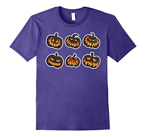 Mens Funny Costume For Halloween Tshirts Best Ideas Scary Night 2XL Purple (Mom Dad And Daughter Halloween Costume Ideas)